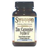 Zinc Carnosine (PepZin GI) 60 Caps By Swanson Ultra