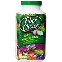 Fiber Choice Sugar Free 90 Chewable Tablets