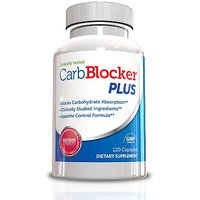 Carb Blocker Plus - White Kidney Bean Extract And Garcinia Cambogia -