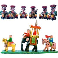 UFC Mart Buy Musician Set N Get Procession Handicraft Free