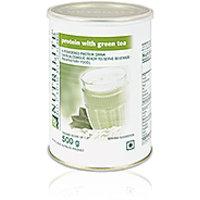 NUTRILITE  Protein Powder With Green Tea
