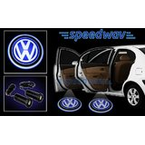 Speedwav Car Door Shadow Laser Light - Volkwagen