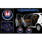 Speedwav Car Door Shadow Laser Light - Honda