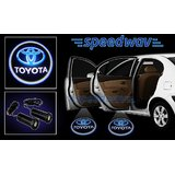 Speedwav Car Door Shadow Laser Light - Toyota