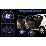 Speedwav Car Door Shadow Laser Light - Hyundai