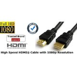 1.5ft Gold Plated High Speed HDMI® Cable For Set-Top Box, Media Player, LCD LED PLASMA DVD LED HD TV, PS3