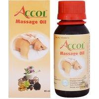 Nepal No. 1 Brand ACCOL Massage Oil 60 Ml