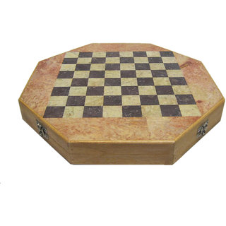 Soapstone  Wood Chess Game