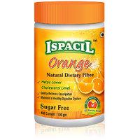 Ispacil OrangeOrange Flavoured Isabgol / Psyllium Husk (100 GMS)