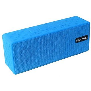 S313 SOMHO factory bluetooth portable mini speaker manual super bass bluetooth powered speaker