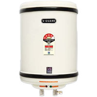 V-Guard Steamer 15 Ltr Geyser