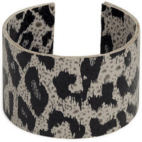 The Pari Black & Grey Bangle (Bl-26)