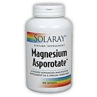 Magnesium Asporotate200Mg - Solaray - 180 - Capsule