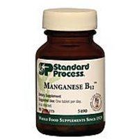 Standard Process Manganese B12