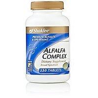 Shaklee? Alfalfa Complex? (330 Tablets)