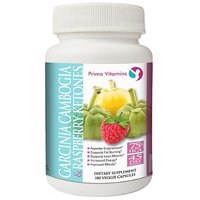 Garcinia Cambogia 45 Day All Natural Weight Loss Supplement & Raspberry Ketones