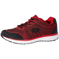 Lotto Men K- Run Red and Black Running Shoes