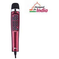 LG NK140 KARAOKE Microphones