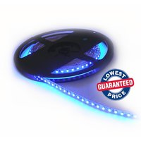 5 METER BLUE SMD STRIP WITH FREE ADAPTOR