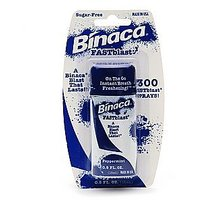 Binaca Fastblast Breath Spray Peppermint (Pack Of 12)
