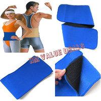 Sports Waist Belt Back Support Waist Trimmer Gym Waist Support - 4891212