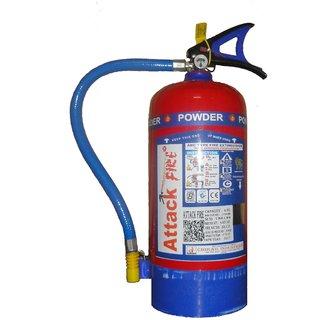 Attack Multipurpose Abc Fire Extinguisher Store Pressure Type Dry Powder