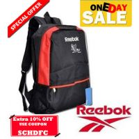 Reebok College Back Pack Bag Signed By Ms Dhoni Mrp 1499@599