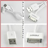PISEN Data Transmit And Charging Cable For IPhone 2G/3G/3Gs/4/4S & IPod Suffle