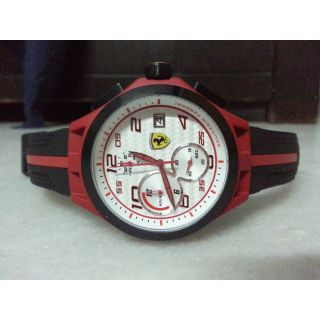 Scuderia Ferrari Limited Edition Watch