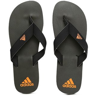 Adidas Eezay Max Out Black Flip-Flops