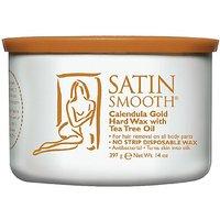 Satin Smooth Calendula Gold Hard Wax With Tea Tree Oil 14Oz