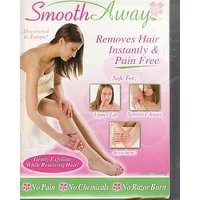 Smooth Away Hair Removal System As Seen On Tv (Pack Of 4)