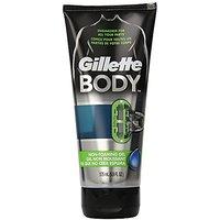 Gillette Body Men'S Shave Gel, 5.9 Fl Oz
