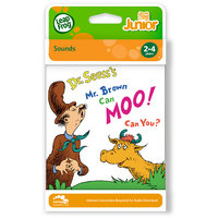 Leap Frog Tag Junior Software - Mr Brown Can Moo  Software