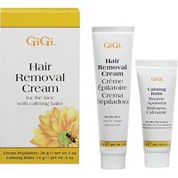 Gigi Hair Removal Cream For The Face, 1 Ounce