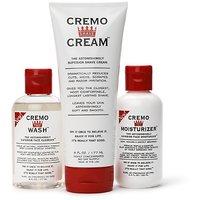 Gift Combo - Cremo Cream Shave Cream, Face Wash & Moisturizer For Men