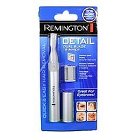 Remington Dual Blade Detail Trimmer Eyebrows Nose Ear Sideburns Mpt-3400C