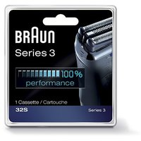 Braun 32S Series 3 Foil & Cutter Cassette Replacement