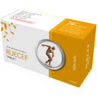Anti Rheumatic & Anti Arthritic (Ruecef Tablet) - 10x10