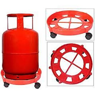 Lpg Gas Cylinder Trolley For All Cyllinders New Ytr