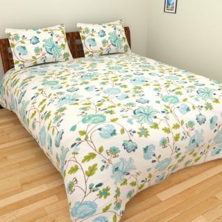 Designer Printed GC Bed Sheet