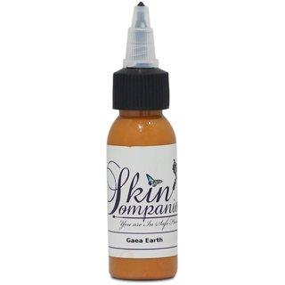 Skin Companion Tattoo Ink 1oz Bottle Made in USA (Gaea Earth )