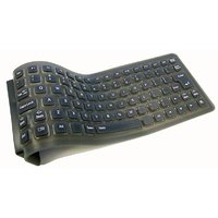 Enter Flexible Usb Black Keyboard Best Quality