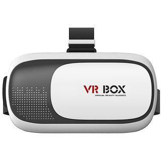 VR BOX Virtual Reality Glasses Headset 3D For Smart Phones