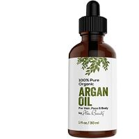 Virgin Argan Oil ? Premium Quality 100% Organic For Hair, Skin, Face & Nails -