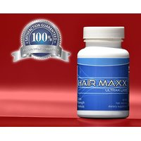 Ultrax Labs Hair Maxx DHT Blocking Hair Loss Hair Growth Nutrient Solubilized