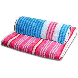 Luxmi Premium Bath towel 1pc - (Assorted color )