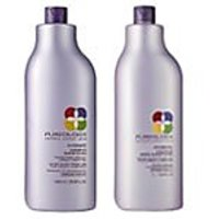 Pureology Hydrate Shampoo & Hydrate Condition Liter Deal (33.8 Oz)