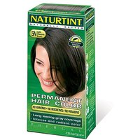 Permanent Hair Color - 5N, Light Chestnut Brown, 5.45 Oz (6 Pack)