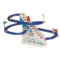 Homeshopeez Musical Jolly Penguin Race Game Track for Kids